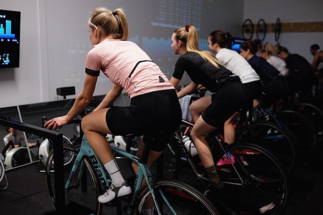 Centre d'entraînement vélo -