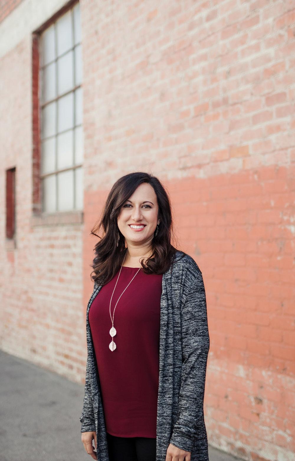 Rachel Reed   Ladies Ministry Director