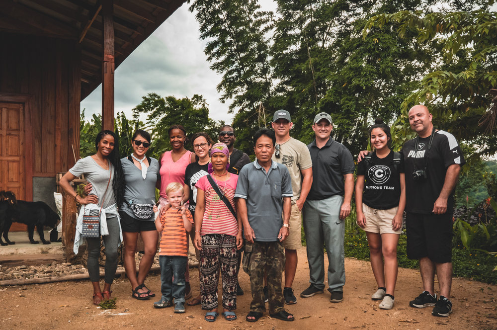 2018 Missions Team to Thailand