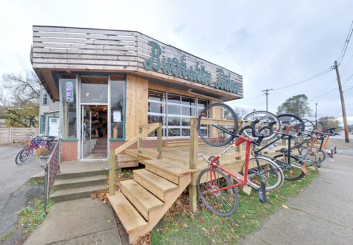 Your Friendly Neighborhood - Bicycle Shop
