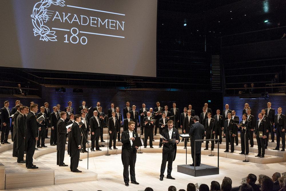 Vi söker ny dirigent - från och med höstterminen 2019