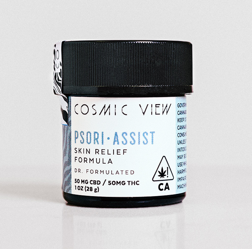 Psori-Assist Skin Relief Formula