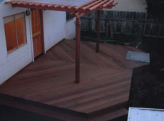 Deck - FSC Certified IPE Decking