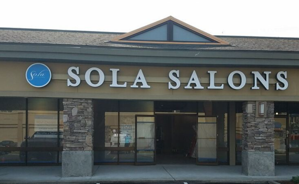 Our Sanctuary - You can find us in Sola Salons Federal Way Room 11.