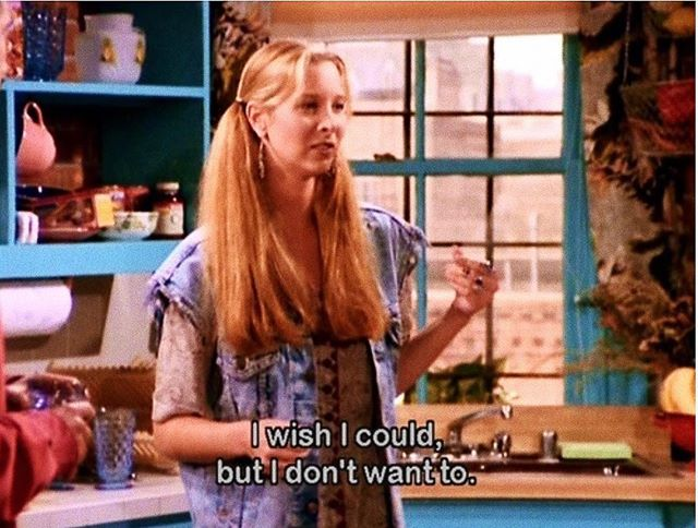 my answer to making any plans on the weekend 🤷🏻♀️ • • • • #selfcarethreads #selfcareaccount #selfcareeveryday #radicalselflove #selflovefirst #friendstvshow
