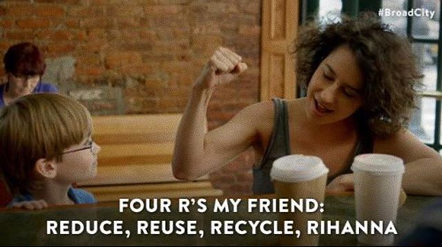 facts☝️♻️👑 • • • • #broadcity #selfcarethreads #selfcareaccount #recycle #reducereuserecycle #selfloveclub #mentalhealthquotes