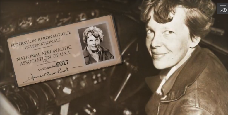 Amelia Earhart - Use this multi-media lesson plan to teach students about the groundbreaking career of Amelia Earhart! The lesson culminates with an activity instructing students to design a compass rose that pays tribute to Earhart as a leader in aviation and women's rights. (Grades: 3-7)