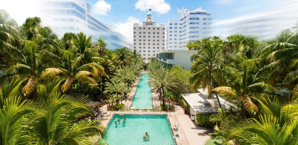 The National Hotel | Miami Beach