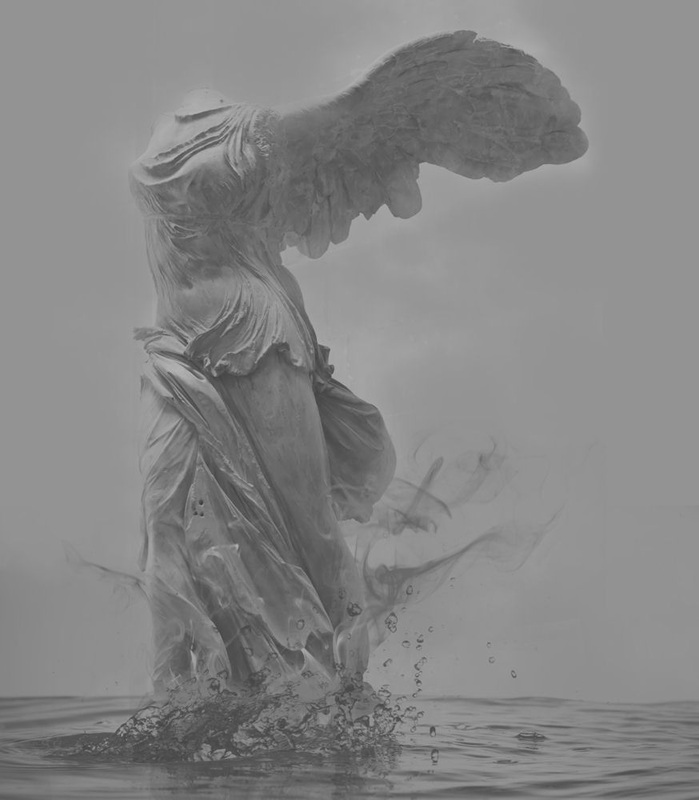 Paranormal Walk of Winged Victory of Samothrace (2013)