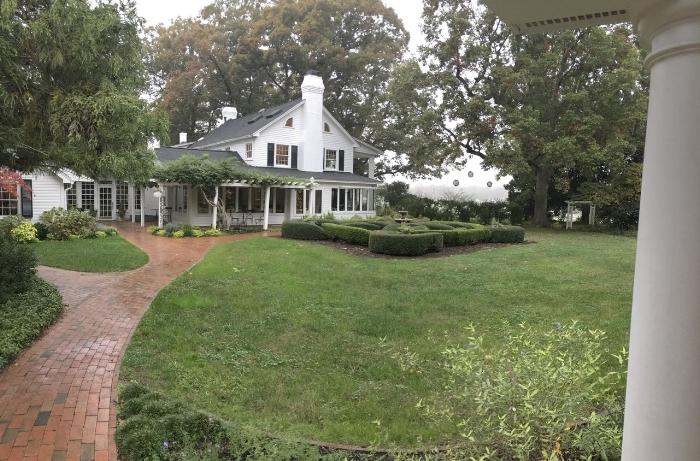 Fearrington House Inn ~ Fearrington Village, North Carolina