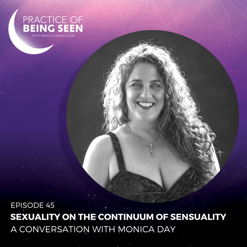 Sexuality On The Continuum of Sensuality