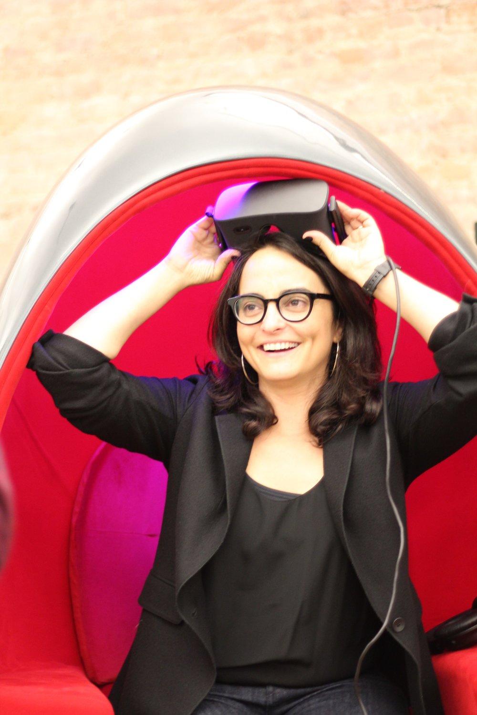 Samantha G. Wolfe: Marketing New Realities