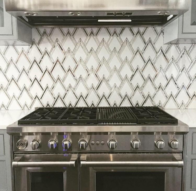 Zig Zag tile pattern Tile Bar $69.95/ sq ft