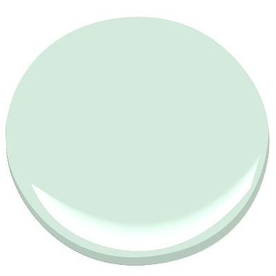 Lido Green #617 - Benjamin Moore