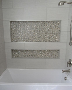 Mosaic Tile Niche