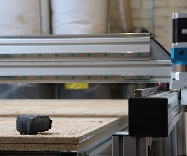 It's that time again guys! Ita CNC time! We have been busy working on some prototypes of a kitchen product for a large Sheffield company......But first some nice pictures of our F84 Supermill at home in the workshop.  #bespoke #manufacturing #furniture #cncrouter #cncmachine #supermill #cncrouting #xcarve #madeinsheffield #wisa #wisaplywood #sheffield #cuthousecnc