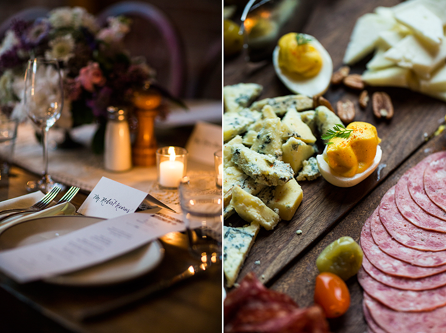 Woodberry Kitchen Wedding Details