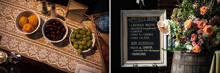 Wedding details at the AVAM Baltimore