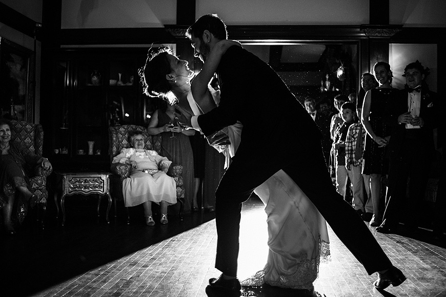 Wedding dance at Gramercy Mansion in Baltimore