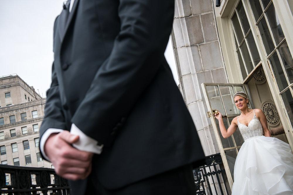 Kelsey and Mike Hyatt at the Bellevue Philadelphia Wedding-23.jpg