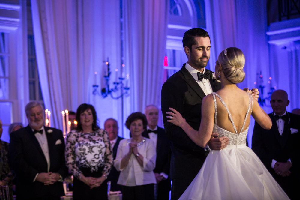 Kelsey and Mike Hyatt at the Bellevue Philadelphia Wedding-82.jpg