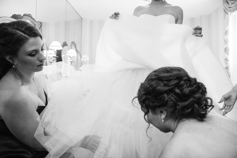 Maria and John at Baltimore County Club Roland Park Wedding Maryland-13.jpg