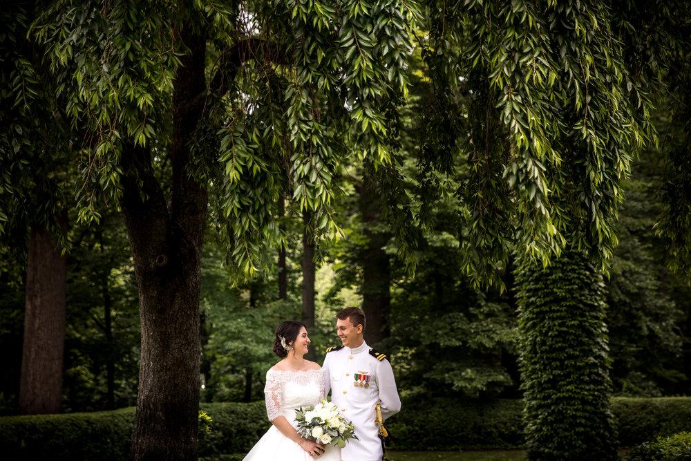 Maria and John at Baltimore County Club Roland Park Wedding Maryland-19.jpg