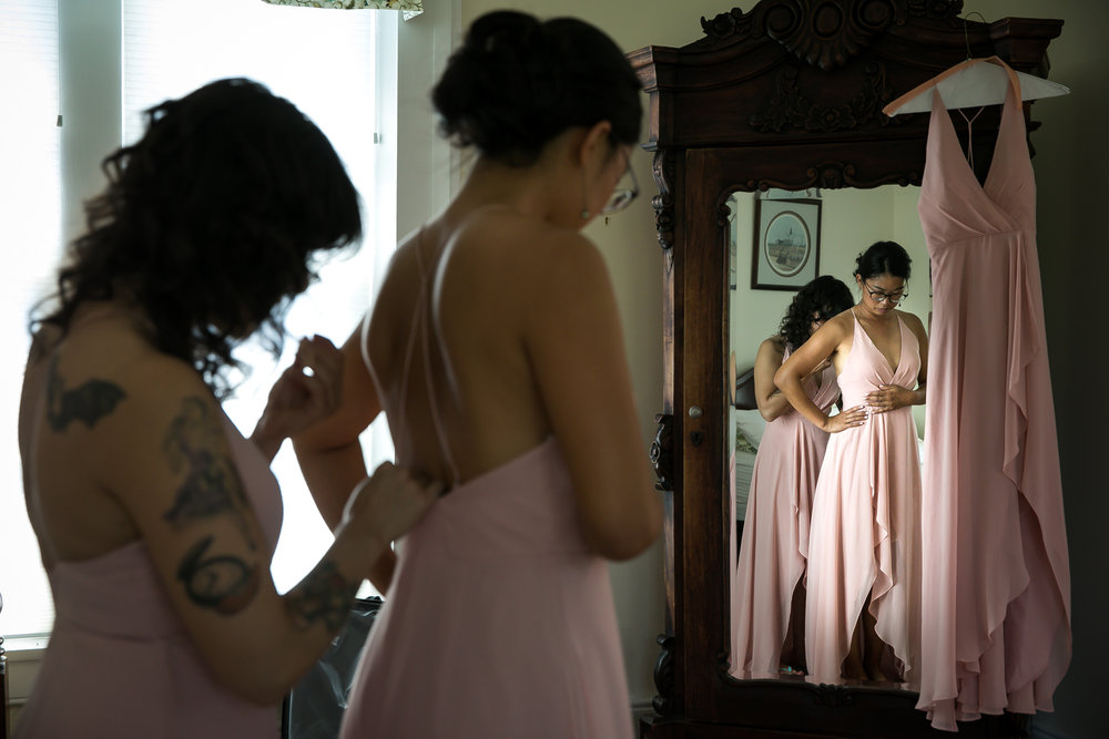 Danielle and Jim Shenandoah Valley Woods Wedding-3.jpg