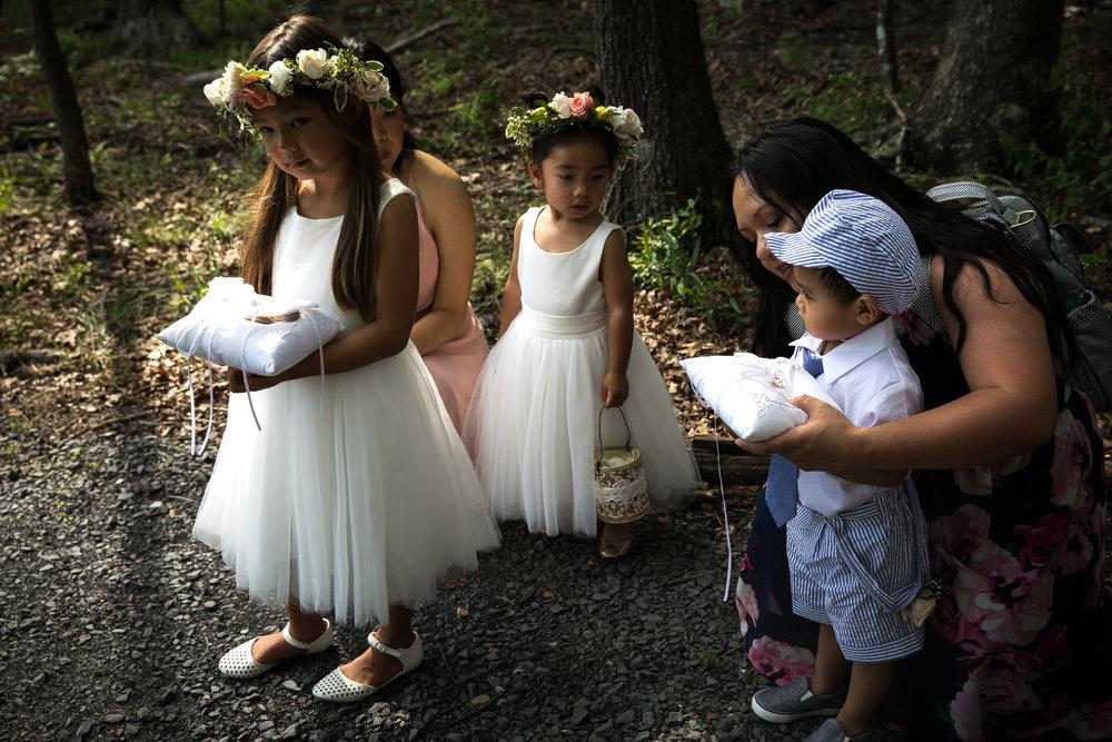 Danielle and Jim Shenandoah Valley Woods Wedding-21.jpg