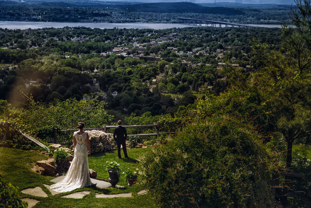 First look at a wedding in the Hudson Valley New York