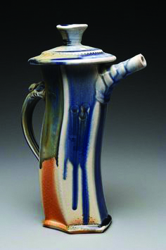 Pottery by Tom Hubbell