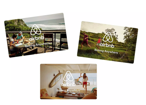 Airbnb Gift Card I Give Cool Gifts