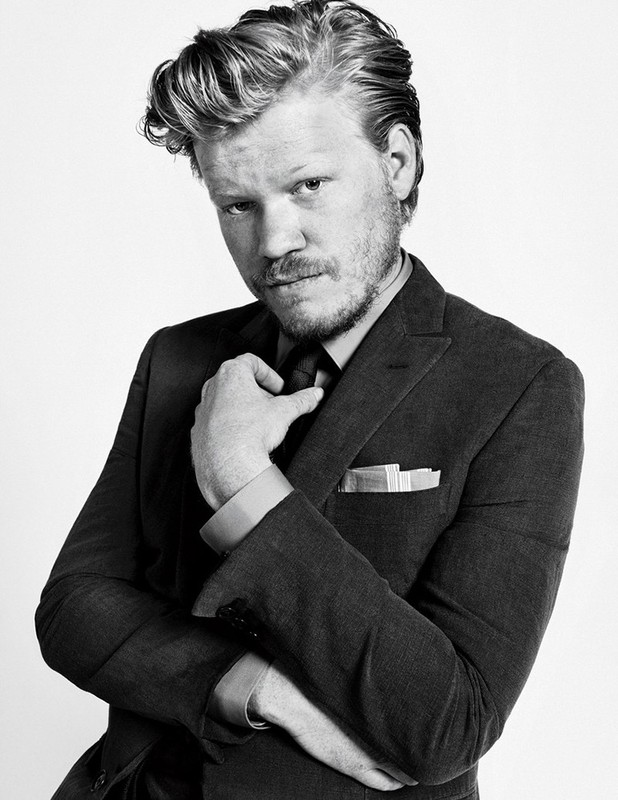 Jesse Plemons for GQ