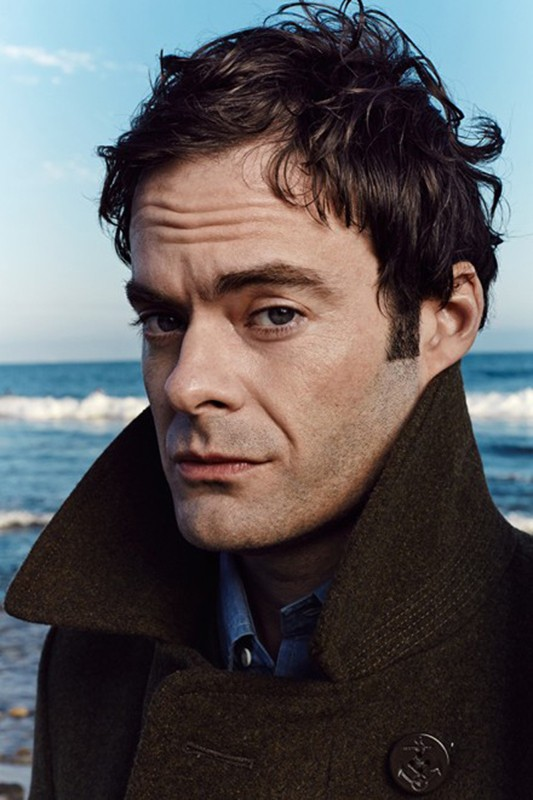 Bill Hader for Entertainment Weekly