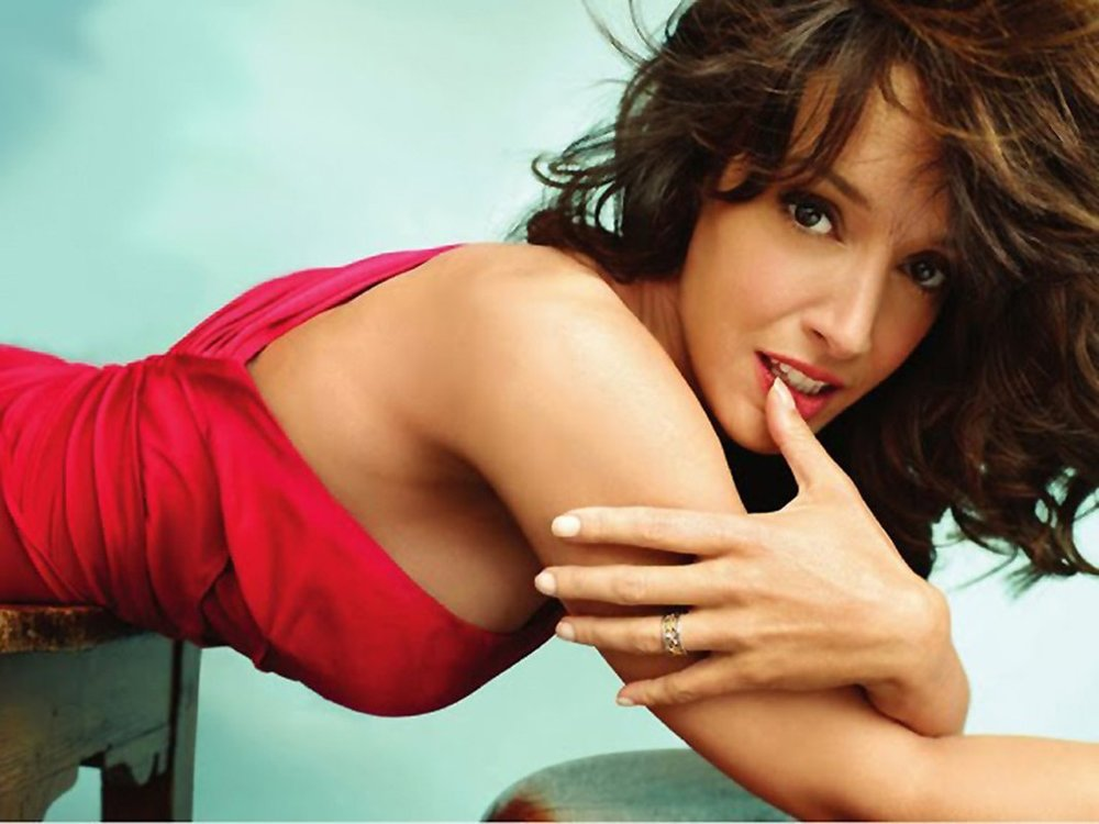 Jennifer Beals for MORE