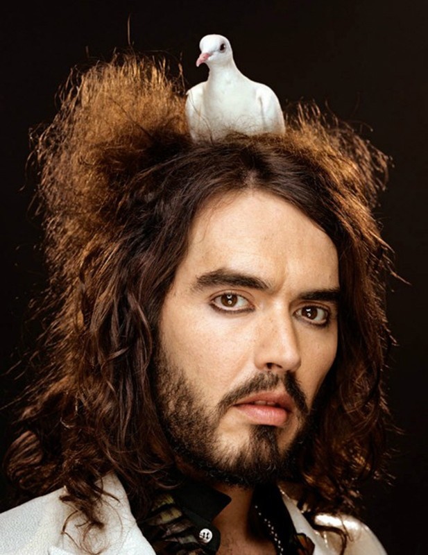 Russell Brand for GQ