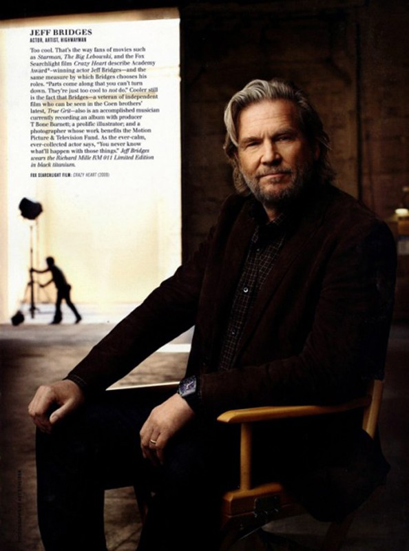 Jeff Bridges for Vanity Fair