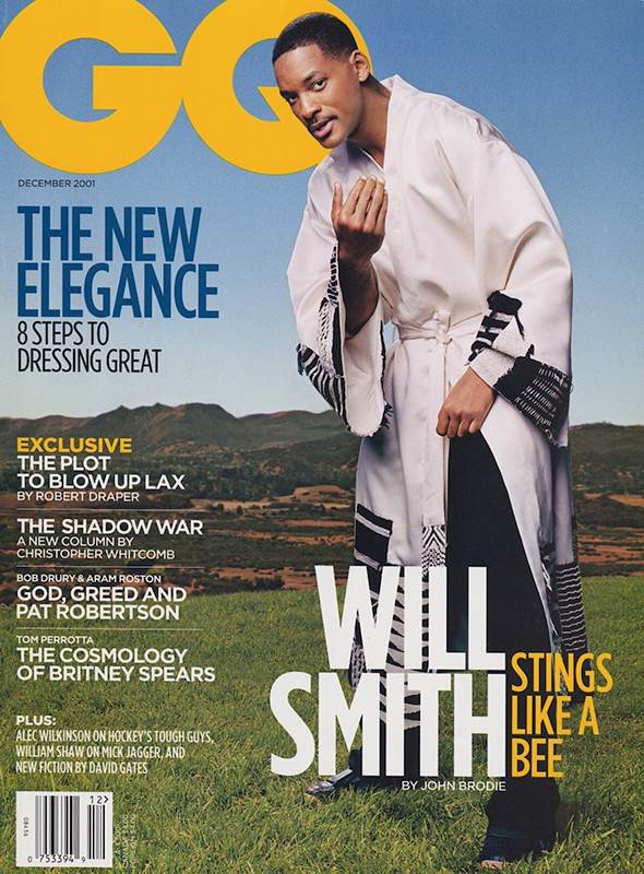 Will Smith for GQ