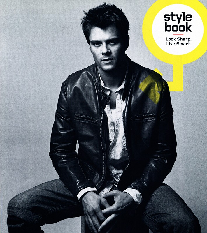 Josh Duhamel for GQ