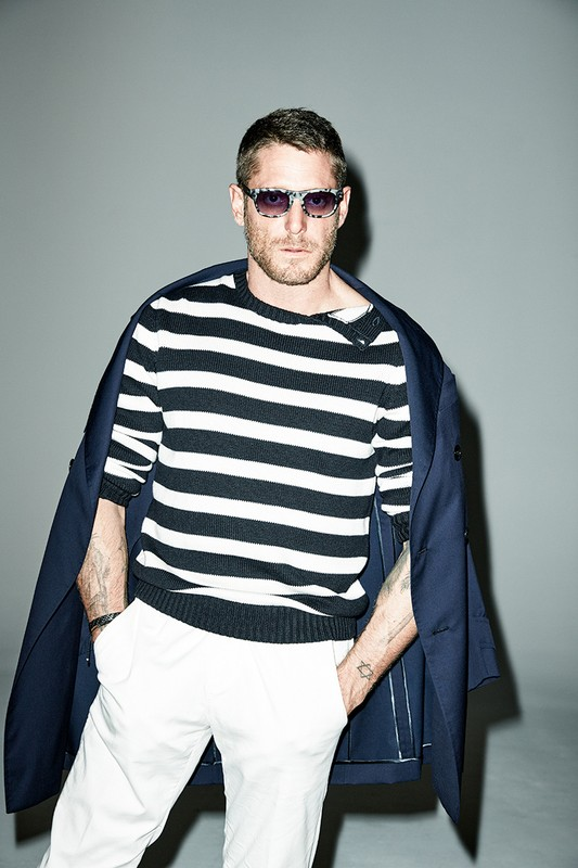 Lapo Elkann for GQ