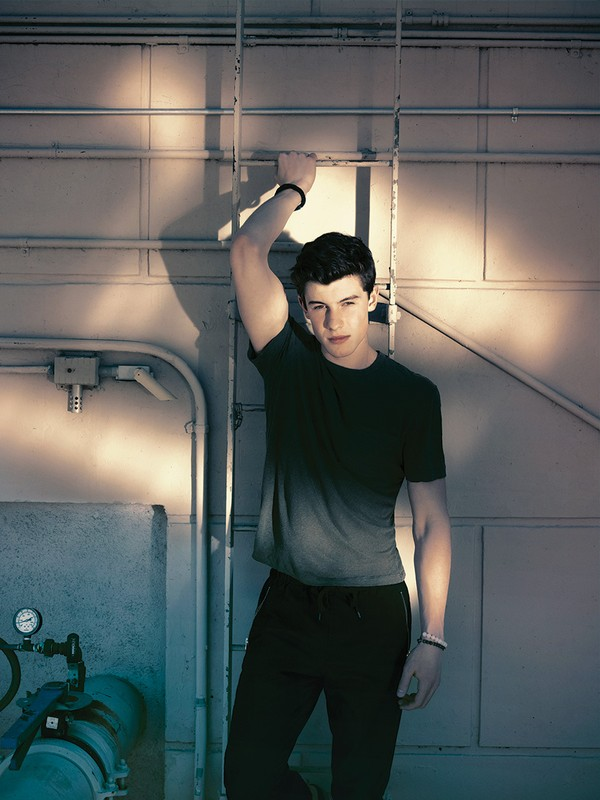 Shawn Mendes for Billboard