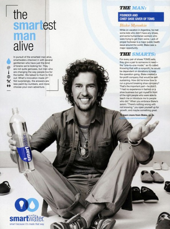 GQ/Smartwater