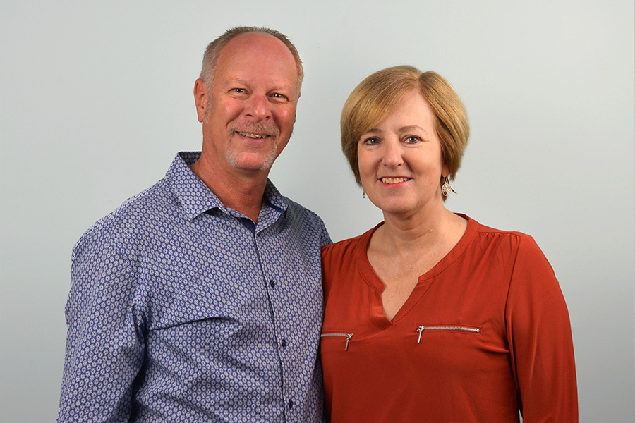 Steve & Anne - Steve and Ann have served in the Church for many years now. Their leadership is characterised by a real love for the body of Christ and encouragement of those who aspire to minister to God's people. They firmly believe in a 'hands-on' approach when it comes to ministering to individual Church members and many can testify of their selfless support of the people concerned. Steve leads the Church's prophetic ministry and has a strong desire to see God's Word have a profound impact in people's lives. Ann is part of the Church's welcome and hosting team and is active in Children's Church ministry.