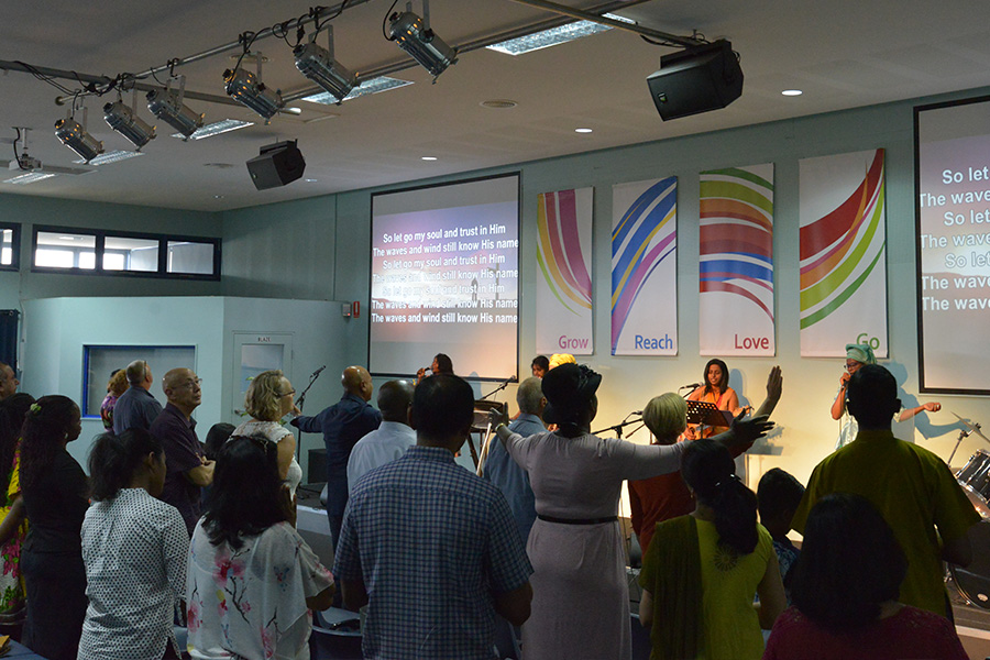 Gallery - View pictures from our recent events. Hear the word of God from Pastor Deshan and some of our inspiring leaders.