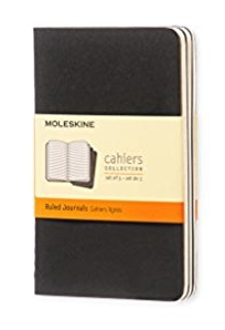 Moleskine Notebook (small)