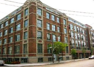 """Chocolate Company Lofts"" In The Queen Street West Area Photo"