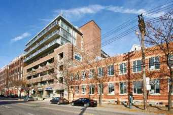 Garment Factory Lofts In The Leslieville Area Photo