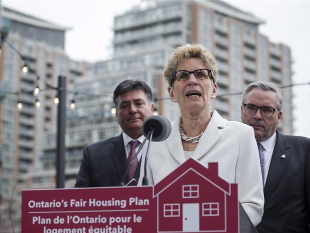 Ontario's Fair Housing Plan: Point-By-Point Photo