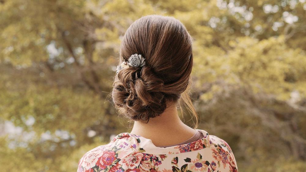 Beautiful Bride in Floral Kimono.jpg
