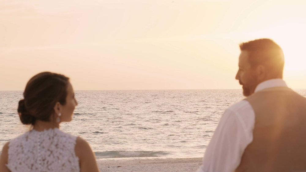 Florida Wedding Couple in Sunset.jpg